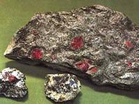 Российские месторождения цветных металлов
