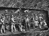 История горного дела